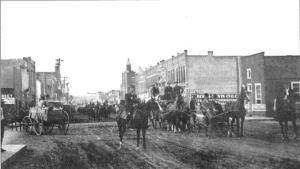 Turn of the century Claremore