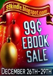 99 cent ebook sale
