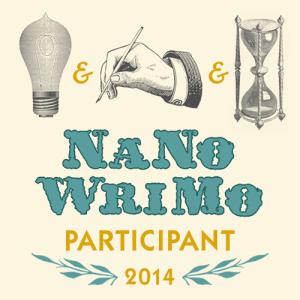 zNaNoWriMo Participant 2014