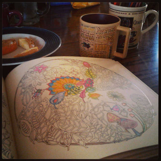 tea-and-coloring