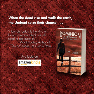 Dominion of the Damned - Available on Kindle