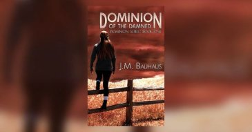 Dominion of the Damned Trilogy of the Damned Jean Marie Bauhaus