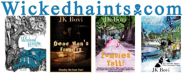 JK Bovi Books